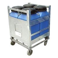 Billede: Materiel, IBC Multi Container