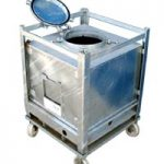 Billede: Materiel, IBC Tank Container