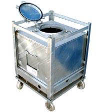 Billede: Materiel, IBC Tank Container