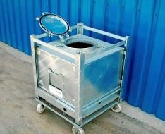 Billede: IBC Tank Container
