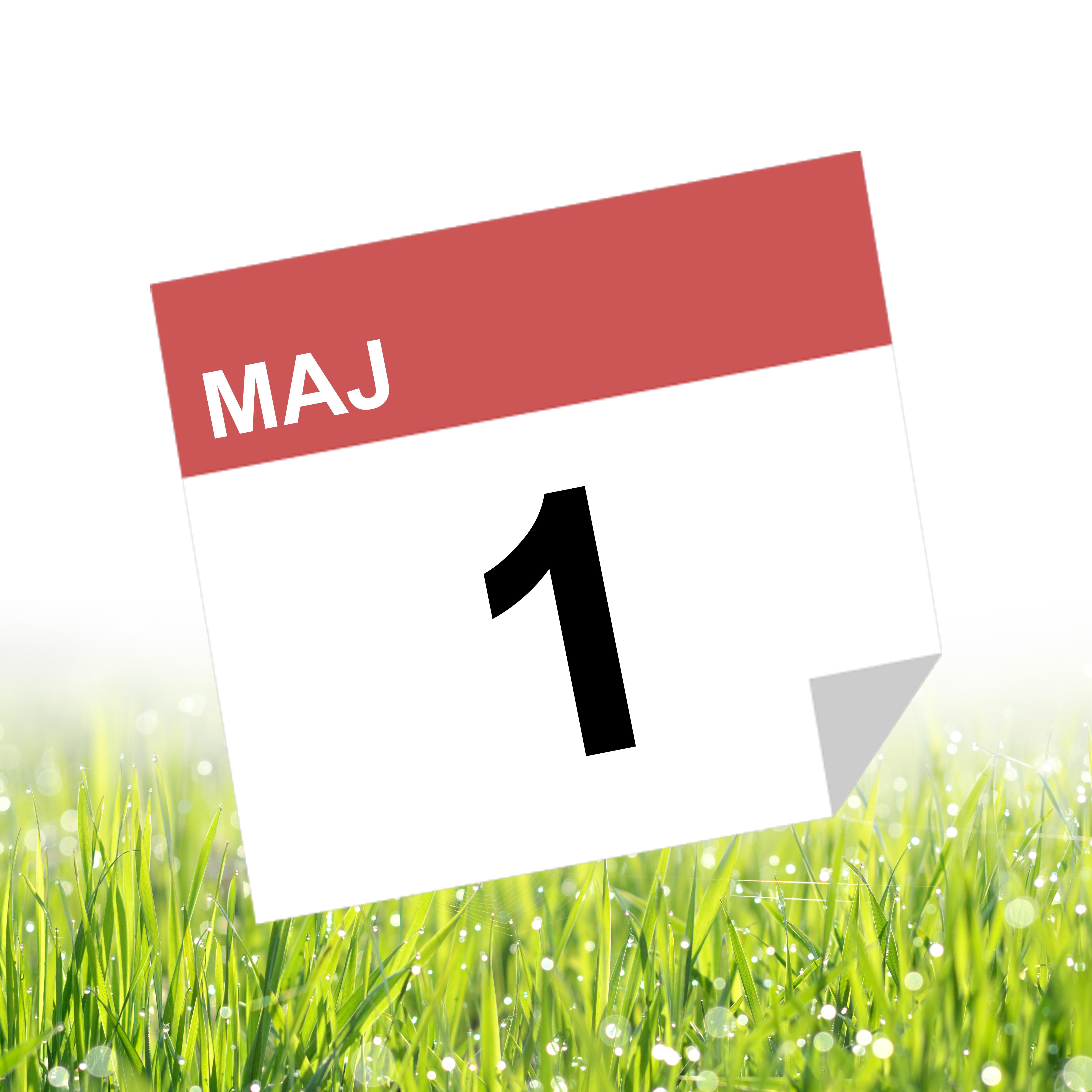 1. maj